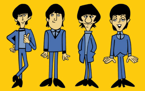 The Beatles Saturday Morning Cartoon Show: The Complete 1965-1969 Series