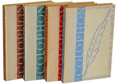 Readers Predict in 1936 Which Novelists Would Still Be Widely Read in the Year 2000