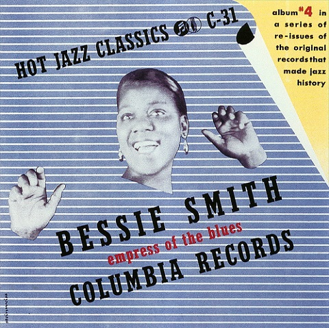 Steinweiss Bessie Smith