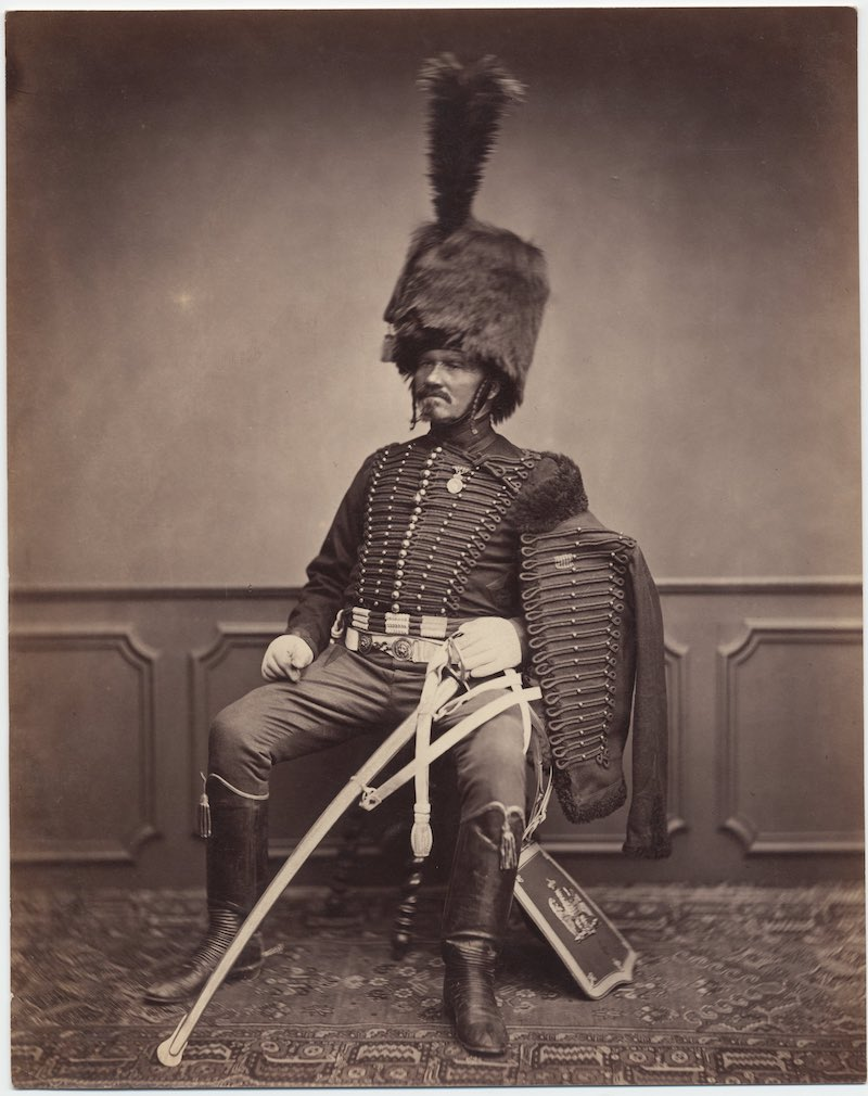 Vintage Photos of Veterans of the Napoleonic Wars, Taken Circa 1858 ...