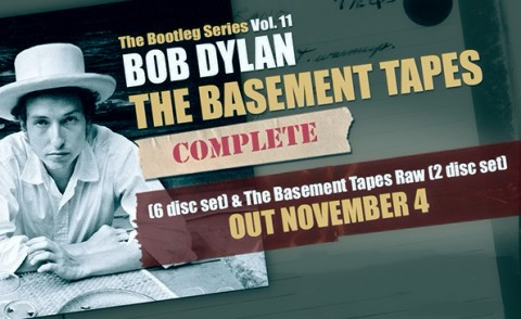 Free: Stream Songs from Bob Dylan's Upcoming Release, The Basement Tapes Complete