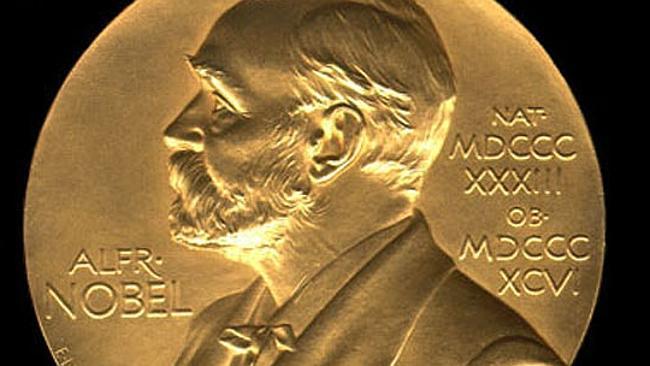 nobel prize in airport