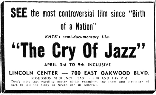 the_cry_of_jazz