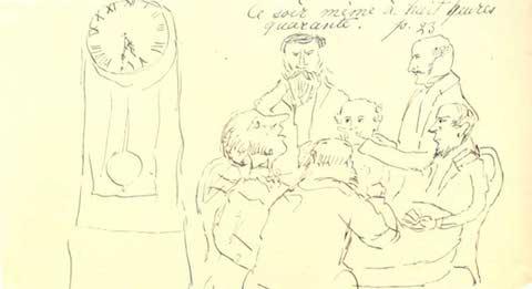 Jules Verne sketch