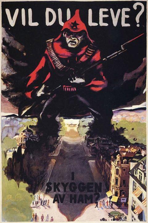 Norwegian anti-Communist