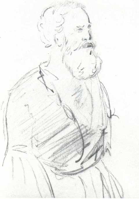 Old Man 2 sketch