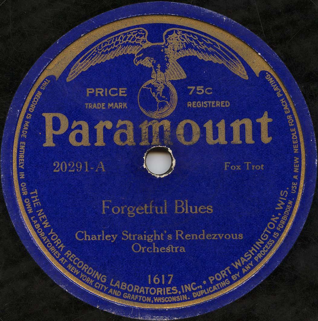 Paramount records label