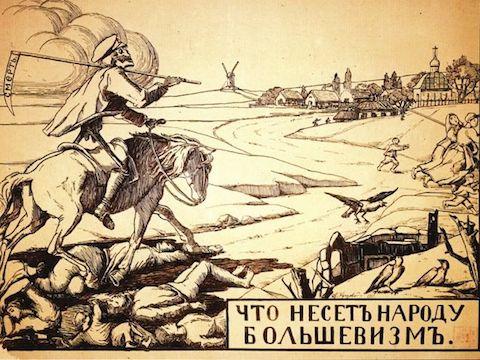 Russian anti-Communist 1918
