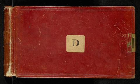 darwin Notebook D
