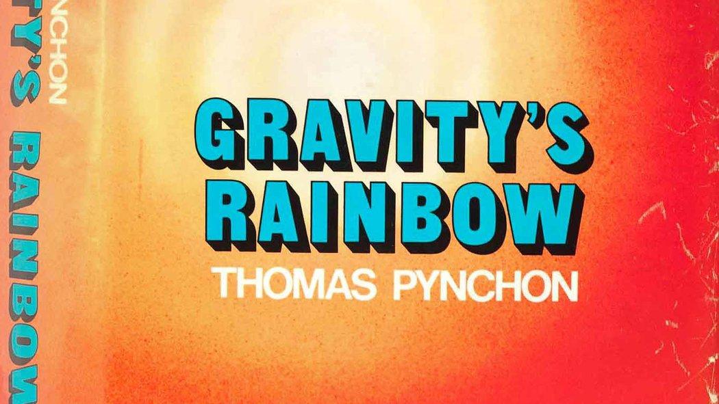 gravity's rainbow original cover