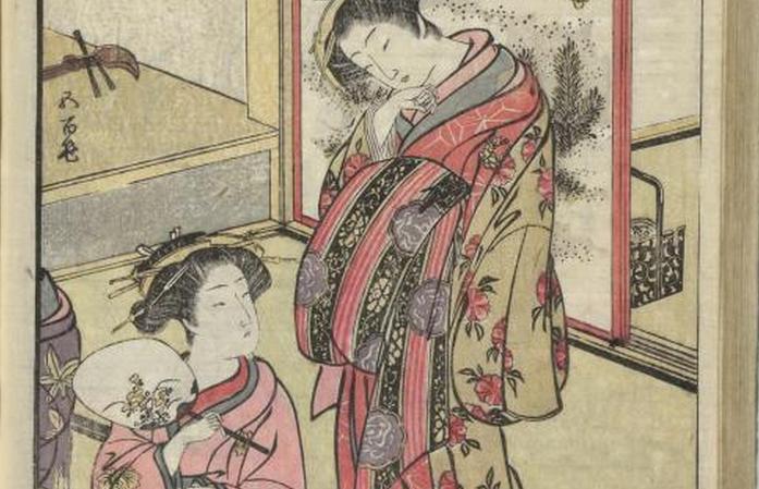 japanese illustrated books