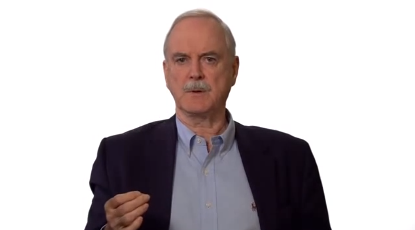 the effects of stupidity Cleese explains why extremely stupid people do not have the capability to realize how stupid they are (excerpt from .