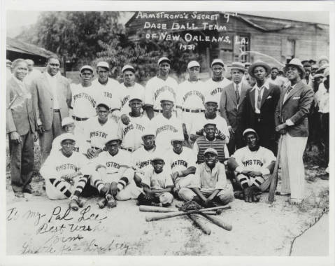 Louis_Armstrongs_Secret_9_baseball_team