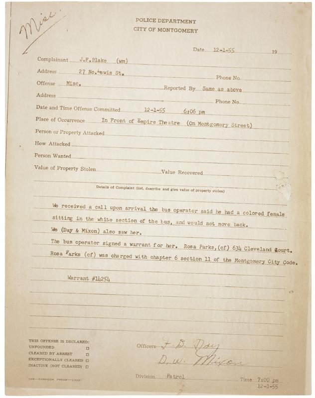 Rosa_Parks_Arrest_Report_
