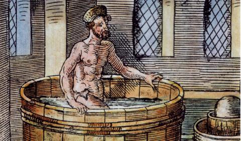 arch bath