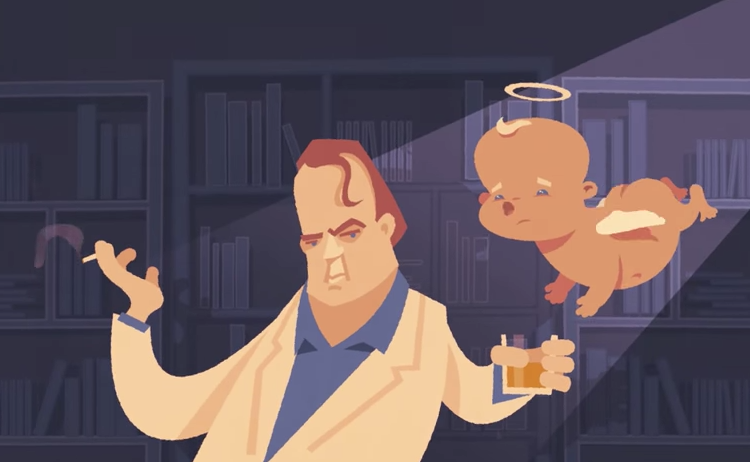 Is There an Afterlife? Christopher Hitchens Speculates in an Animated Video
