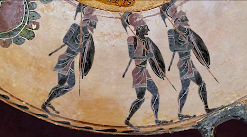 Watch Art on Ancient Greek Vases Come to Life with 21st Century Animation