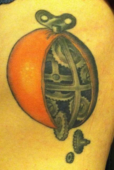 Clockwork Tattoo 11
