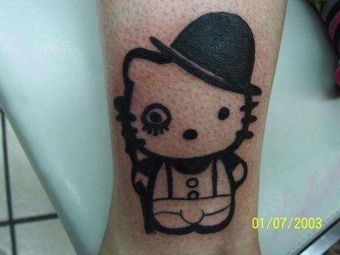 Clockwork Tattoo 13