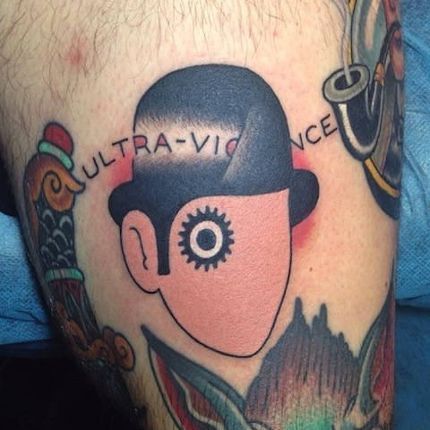 Clockwork Tattoo 4