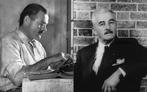 William Faulkner's Review of Hemingway's The Old Man and the Sea (1952) | Open Culture