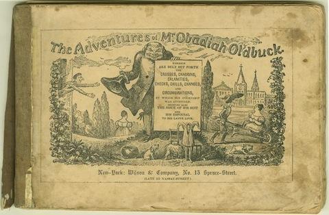 Obadiah Oldbuck