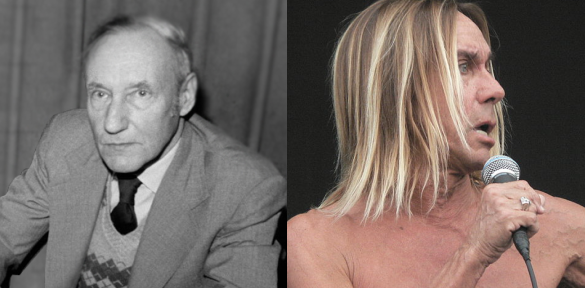 Hear a Great Radio Documentary on William S. Burroughs Narrated by Iggy Pop
