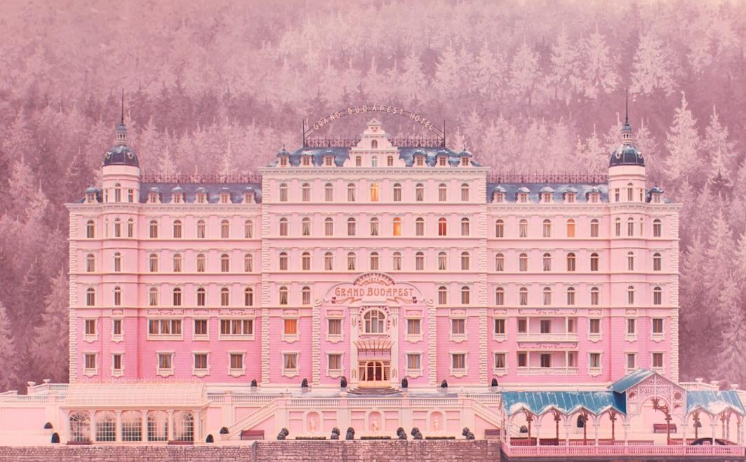 The Grand Budapest Hotel Movie Online