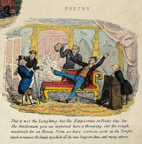 Laughing Gas--Poetry