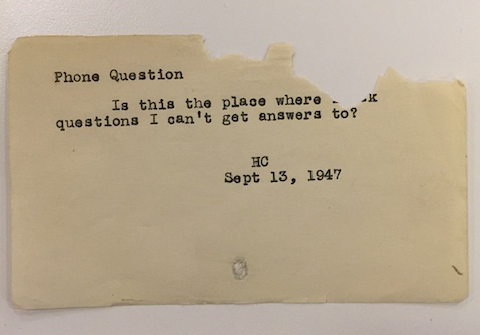 nypl questions