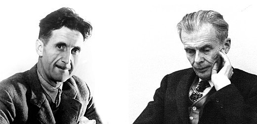 Aldous Huxley to George Orwell: My Hellish Vision of the Future is ...