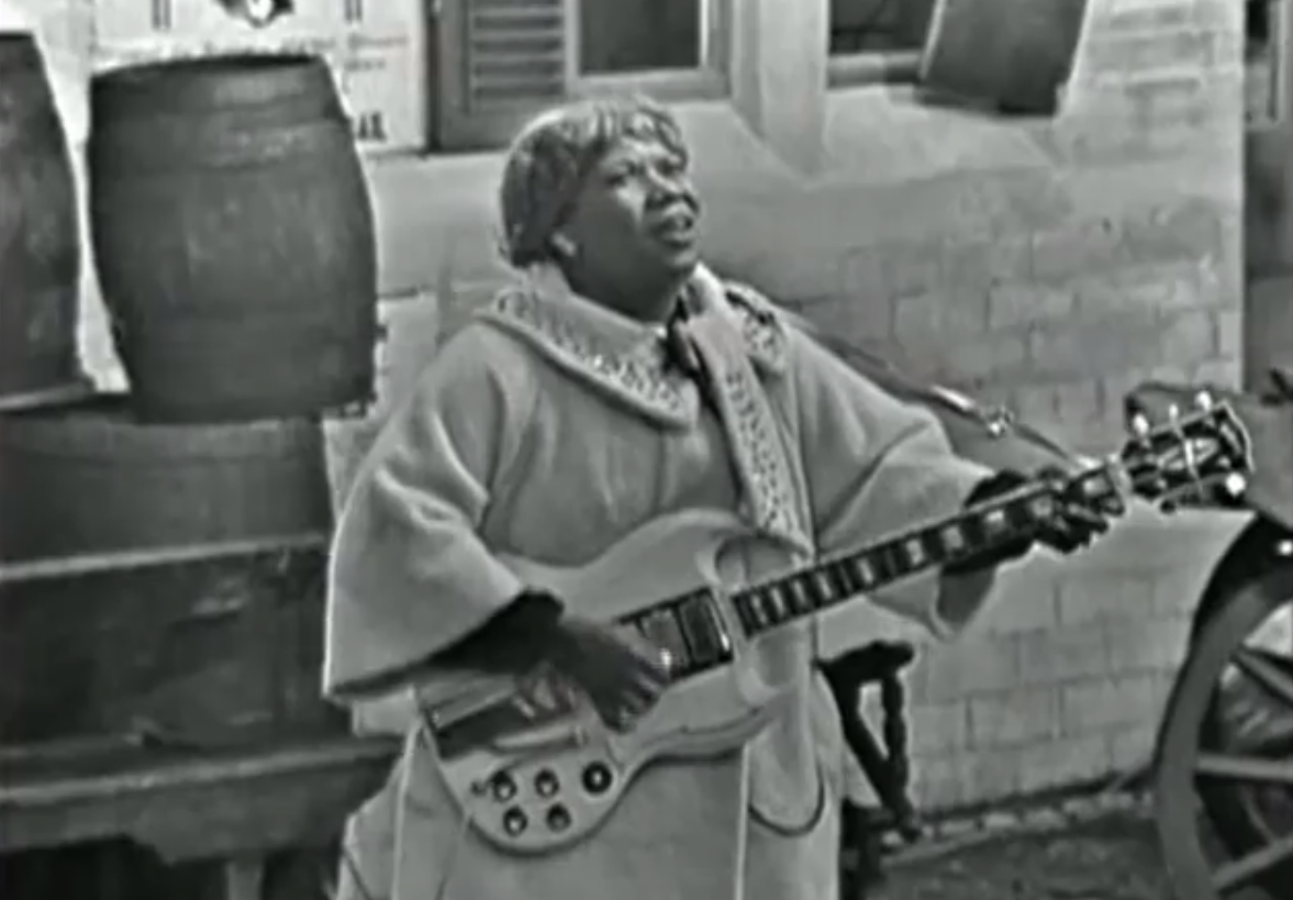 Watch Rock Pioneer Sister Rosetta Tharpe Wow Audiences With Her Gospel Guitar