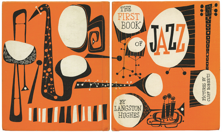 Langston Hughes Presents the History of Jazz in an Illustrated Children's Book (1955)