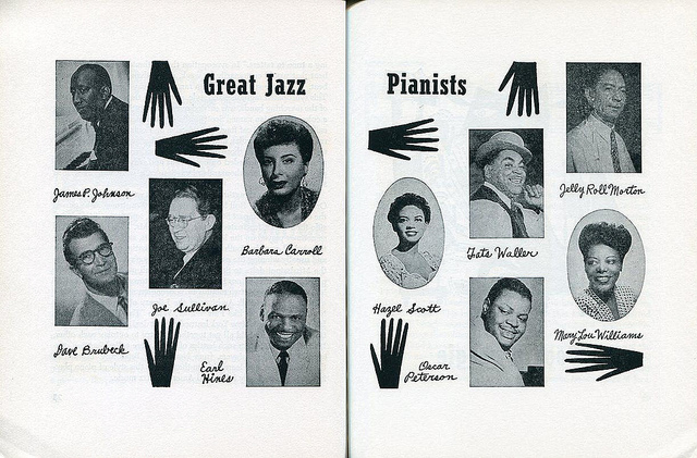 Jazz Pianists