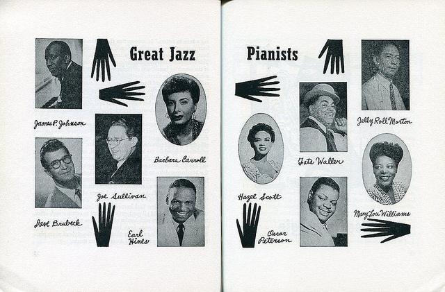 Jazz Pianists