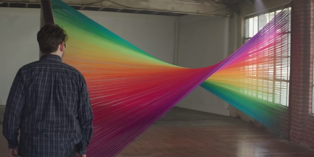 What It S Like To Be Color Blind And See Art In Color For