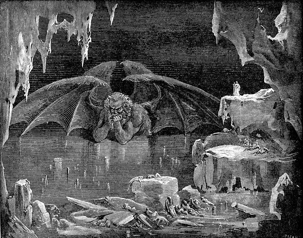 Dore Satan