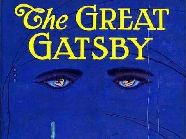 an examination of materialism and idealism in the novel the great gatsby by f scott fitzgerald
