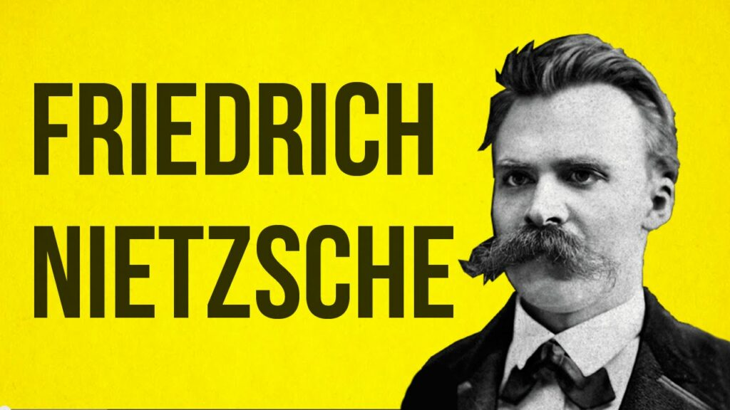 An Animated Introduction To Friedrich Nietzsches Life Thought