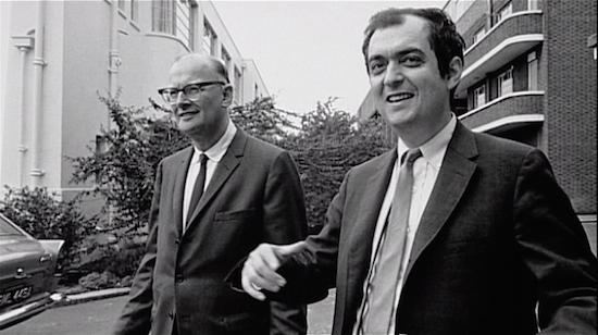 Clarke and Kubrick