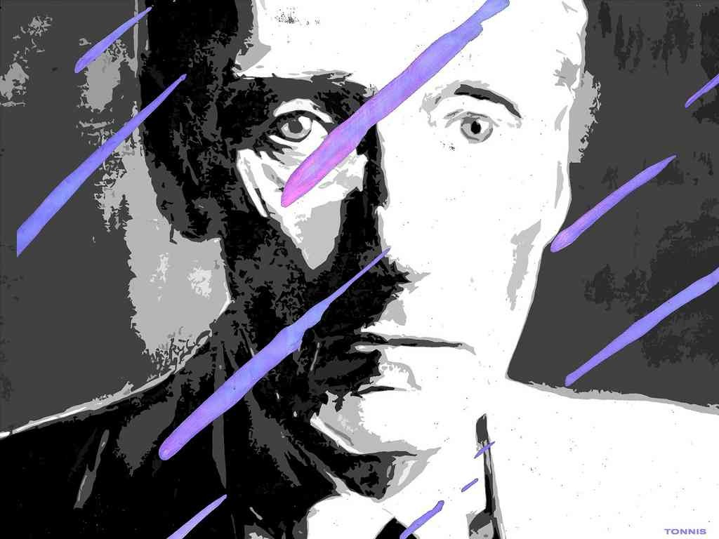 William_S_Burroughs visual