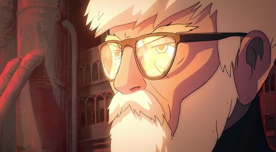 French Student Sets Internet on Fire with Animation Inspired by Moebius, Syd Mead & Hayao Miyazaki