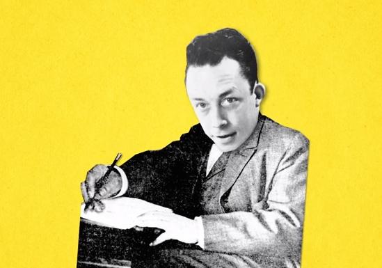 Literary essays on the stranger