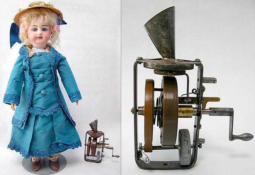 Edison doll