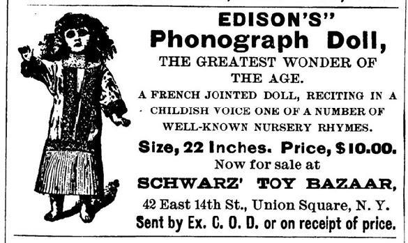 Edison dollad