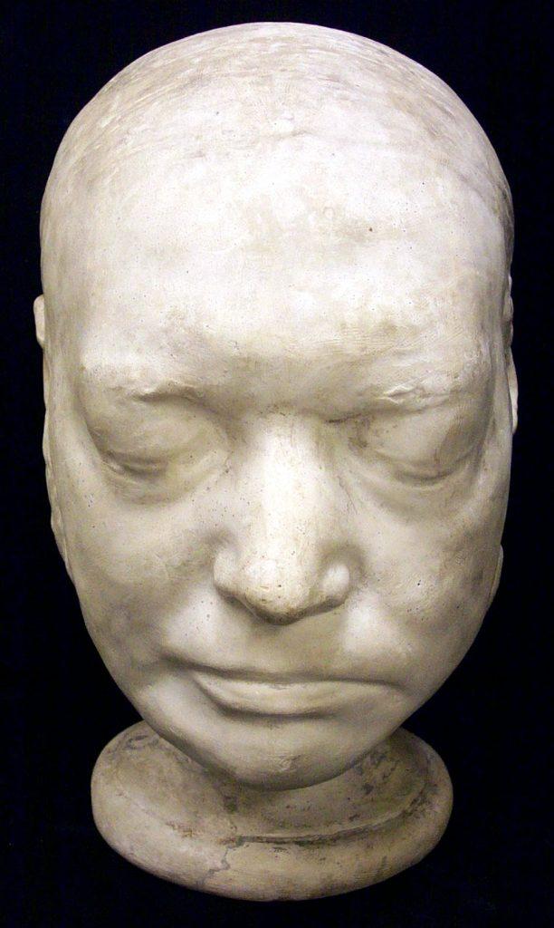 coleridge death mask