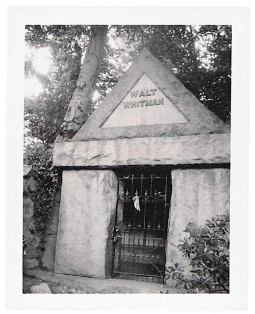 """Walt Whitman's Tomb, Camden, NJ"""