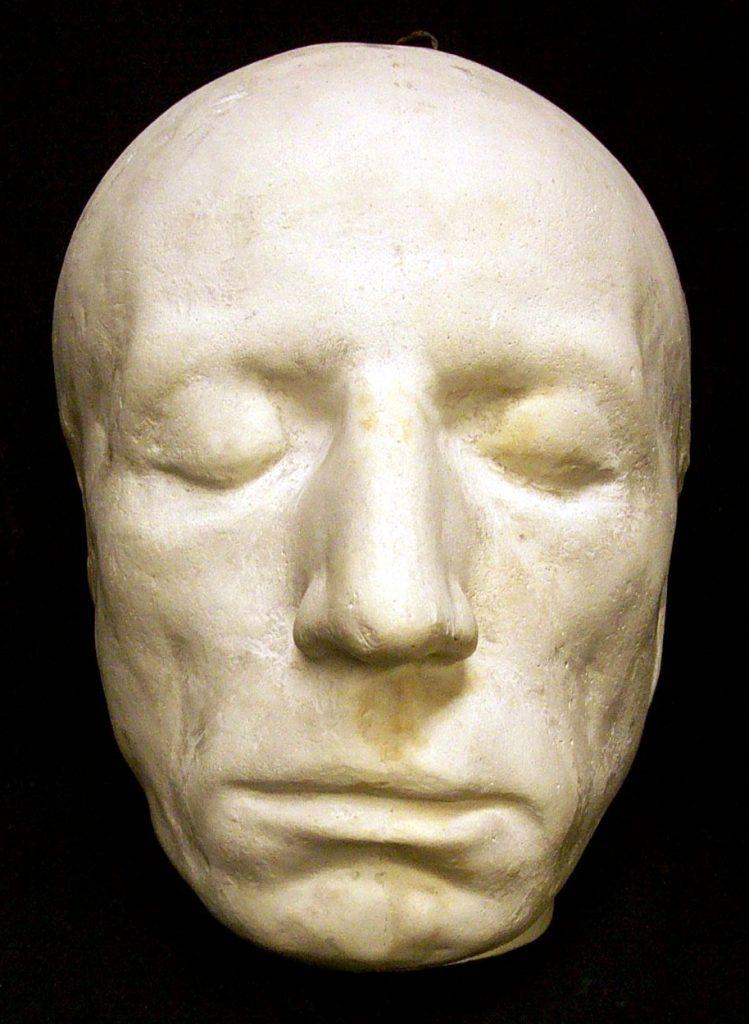 wordsworth death mask
