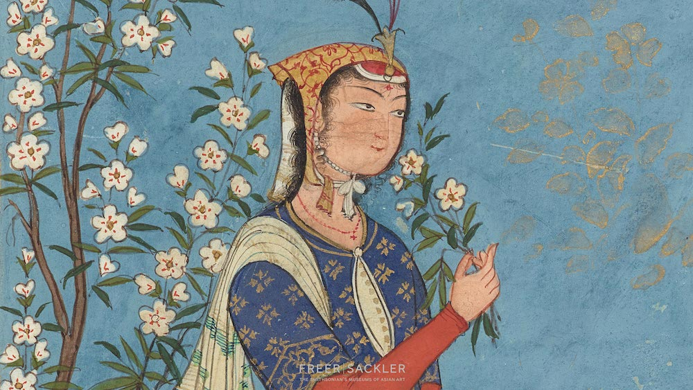 Smithsonian Digitizes & Lets You Download 40,000 Works of Asian and American Art