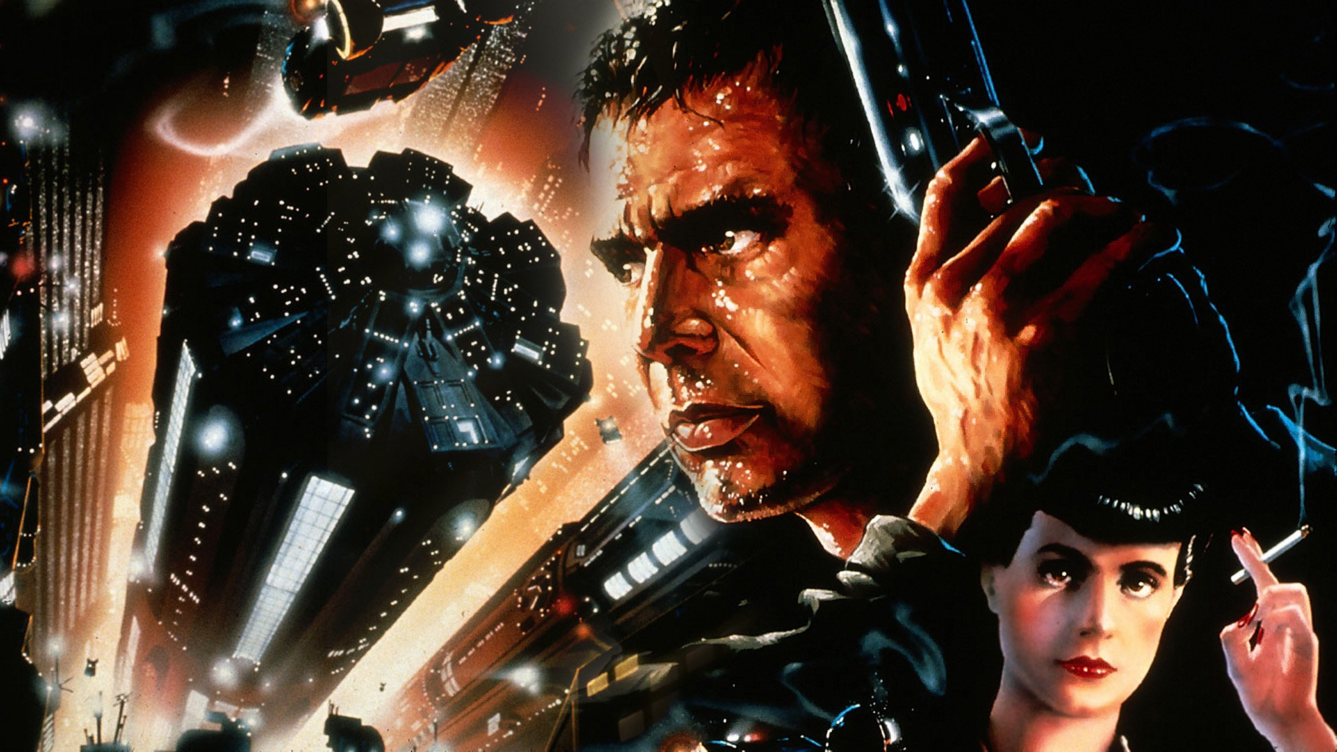 Stream 72 Hours of Ambient Sounds from Blade Runner: Relax, Go to Sleep in a Dystopian Future